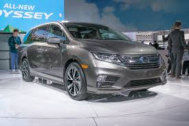 10 things you didn u0027t know about the 2018 honda odyssey