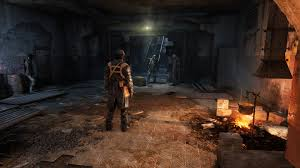 Metro 2033 Map by Metro Redux Review The Definitive Way To Play Metro 2033 And