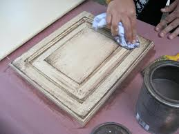 How To Paint And Glaze Kitchen Cabinets How To Paint Kitchen Cabinets Hgtv