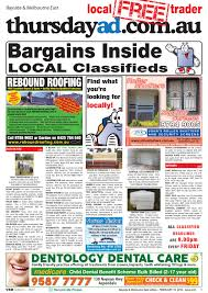 Second Hand Furniture Wanted Melbourne Thursdayad Local Free Trader Vbm 18 02 2016 By Thursdayad Issuu