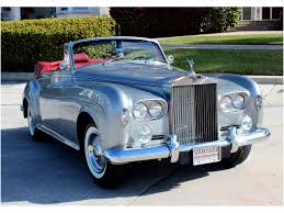 rolls royce 1963 to 1965 rolls royce silver cloud iii for sale