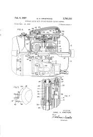patent us2780331 outboard motor with spring release clutch