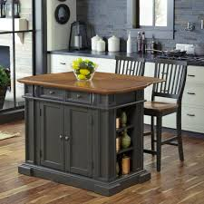 stationary kitchen island with seating kitchen home styles kitchen island with breakfast bar rolling