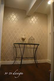 How To Paint High Walls by Argyle Painted Wall Argyle Wall Walls And Bedrooms