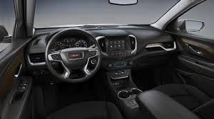 gmc terrain back seat 2018 gmc terrain interior colors gm authority