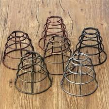 wire light bulb cage wire light bulb cage vintage pendant trouble light bulb guard wire