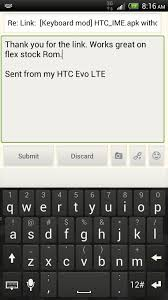 htc ime apk link keyboard mod htc ime apk without ar sprint htc evo 4g lte