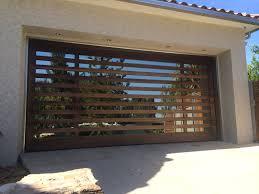 garage door garage doors designs incredible modern door wood
