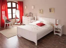 chambre en pin chambre complète en bois pin 140x190 cb1003 terre de nuit