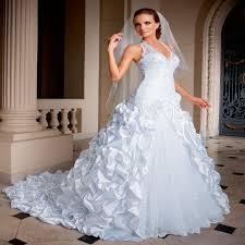 high neck halter wedding dress halter neck wedding gowns vosoi
