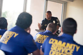 community service officers police department uci
