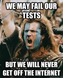 College Test Meme - test meme kappit
