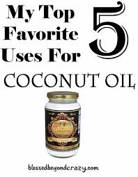 Coconut Oil Meme - my 5 favorite uses for coconut oil
