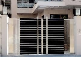 Beautiful Contemporary Gate Designs For Homes Ideas Interior - Gate designs for homes