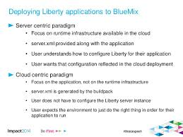 a deep dive into the liberty buildpack on ibm bluemix