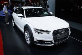 audi a6 modified audi u0027s facelifted a6 s6 rs6 and allroad say bonjour to paris