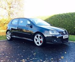 volkswagen golf mk5 gti tfsi fsh 2 previous owners sale agreed