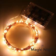 Light String Led by Cheap Magicnight 20ft 60 Warm White Mini Micro Led Starry Lights