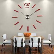 Best 25 Large Wall Clocks Wall Of Clocks Decor