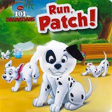 buy disney 101 dalmatians run patch disney finger puppet