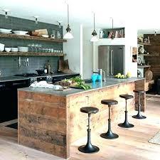 cuisine au bois table de cuisine fixace au mur table de cuisine fixace au mur banc