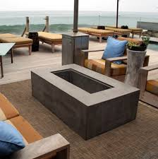 Concrete Fire Pit by 63 Best Concrete Fire Pits Images On Pinterest Concrete Fire