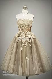 wedding dress garden party discount garden a line bridal gowns strapless organza