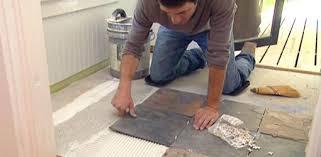 install ceramic tile on concrete basement floor u2013 amtrader