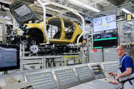 volkswagen mexico plant volkswagen gears up for u20ac22 8 billion u0027technology offensive u0027 the
