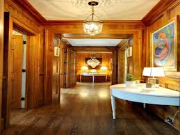 impressive wooden interior design for traditional home ideas with