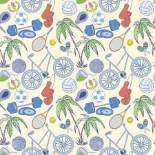 sports wrapping paper seamless sport pattern can be used for wallpaper website background