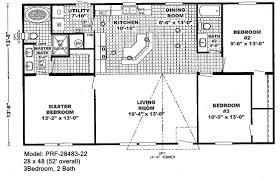 1997 fleetwood mobile home floor plan home floor plan the t n r model tnr3403b 2 bedrooms best floor