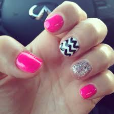 gel nails salon cute nails for women