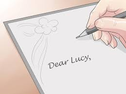 What Is A Block Style Business Letter by How To Head A Letter 12 Steps With Pictures Wikihow