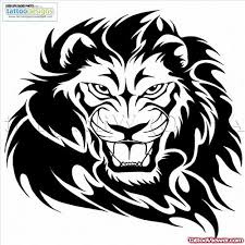 new lion head tattoo design tattoo viewer com
