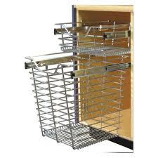 cabinet slide out wire baskets caravan slide out wire baskets