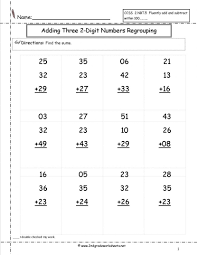 astonishing the 25 single digit addition questions with some