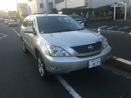 lexus harrier 2006 price used toyota harrier 2006 best price for sale and export in japan