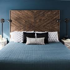 Building A Platform Bed With Headboard by Diy Headboard Ideas For Any Bedroom