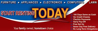 Furniture Rental South Bend Indiana Electronics And Furniture Rental American Rental