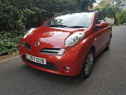 nissan micra diesel price nissan micra convertibles 7 cars for sale u2013 prices 1395 to
