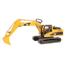 amazon com bruder construction series excavator 1 16 scale