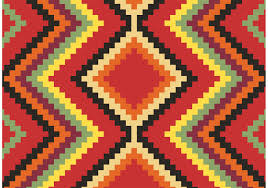 simple native american patterns