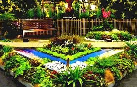 simple vegetable garden design plans layouts ideas kerala the with