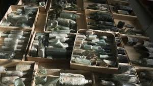 Technology and Science News   ABC News ABC News   Go com Israeli archeologists dig up liquor bottles of WWI troops