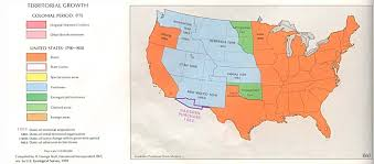 Map Of The Western States by
