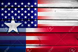 State Flag Of Texas Usa And Texas State Flag On Wood Background Stock Photo Picture