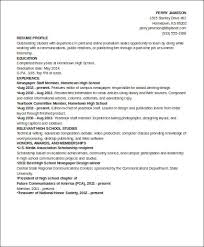 Pa Resume Sample First Job Resume 8 Examples In Word Pdf