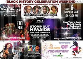 city black history month celebration missouri city community