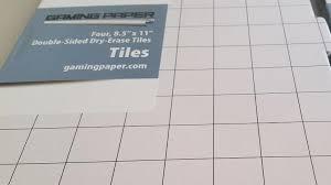 tile by design gaming paper dry erase gaming tiles by erik bauer u2014 kickstarter